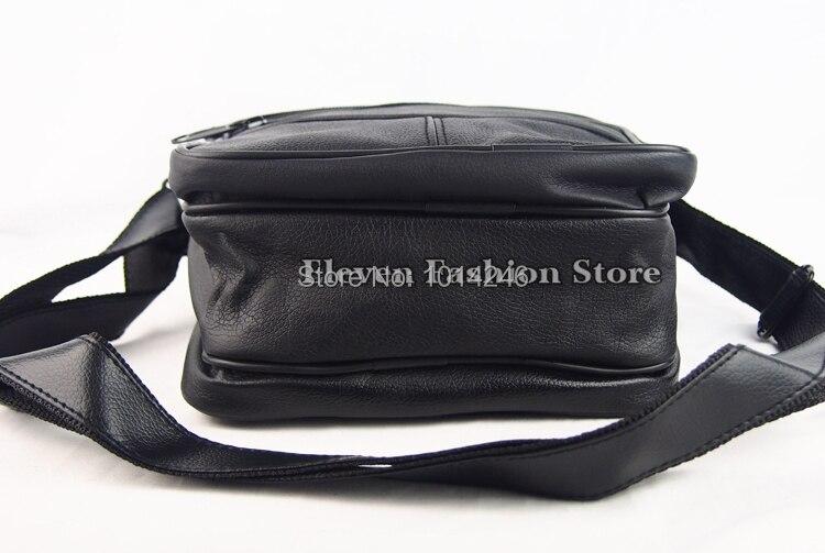 genuíno bolsas de couro crossbody Size : 25cm*20cm*10