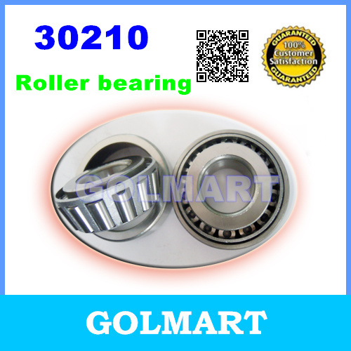 2pcs taper roller bearing 30210 50x90x21 8mm auto Wheel Tapered China Bearing 50 90 21 8mm