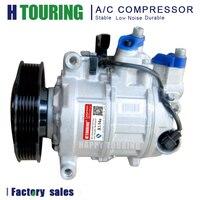 for Audi A5 Q5 A4 A8 Q7 air conditioner compressor 7seu17 4E0260805AA 8E0260805BG 8E0260805CE 4E0260805AR 8E0260805BK 8K0260805K