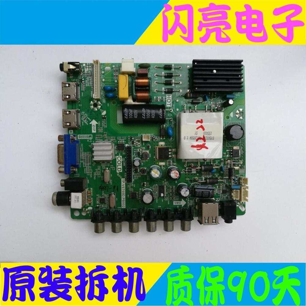 Audio & Video Replacement Parts Main Board Power Board Circuit Logic Board Constant Current Board Led 39d7200 Motherboard Tp.vst69d.pb802 Screen C390x14-e4-a 100% Original
