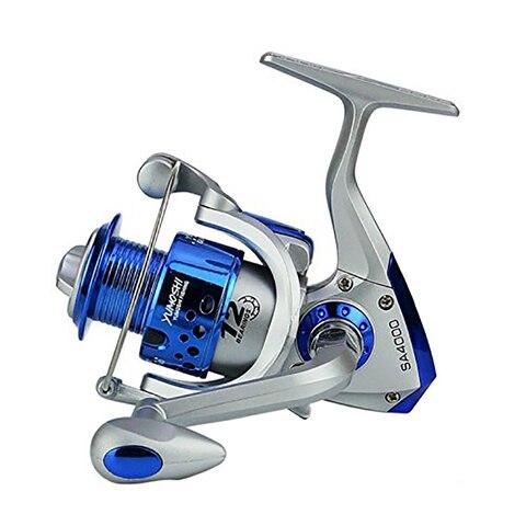 carretel de pesca serie 51 1 relacao 6