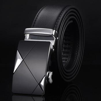 Genuine Leather Strap Belts For Men