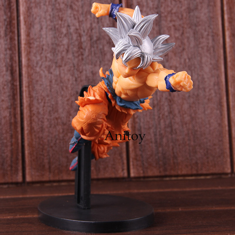 Dragon Ball Z Son Gokou Ultra Instinct Goku Figure Action BWFC Banpresto World Figure Colosseum PVC Collectible Model Toy 1