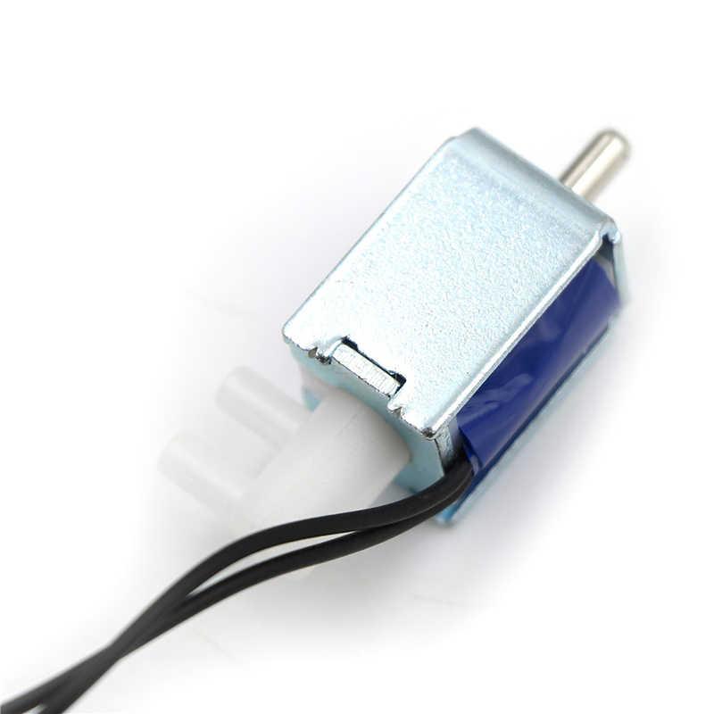 Normally Open Type Solenoid Valve Electromagnetic Air Control DC4.5V 6V 12V 24V