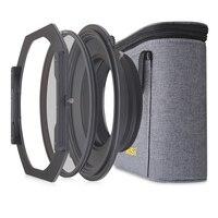 NiSi S5 Kit 150mm Filter Holder System Bracket With Circular Polarizer For Nikon 14 24mm Lens