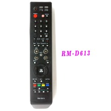 New Phổ Thay Thế Điều Khiển Từ Xa RM D613 TV Cho Samsung LCD TV DVD BN59 00610A BN59 00709A LA52N81B Fernbedienung