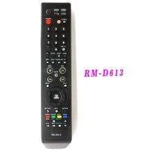 新ユニバーサルの交換リモコン RM D613 テレビインバータコンボボード DVD BN59 00610A BN59 00709A LA52N81B Fernbedienung
