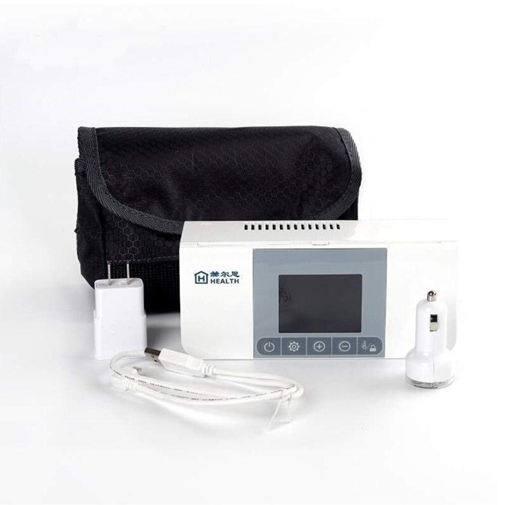 Nuova Casa di salute prodotti per la cura, micro frigorifero medico, insulina/vaccino/interferone memorizzazione ovunque in qualsiasi momento, dispositivo di raffreddamento portatile