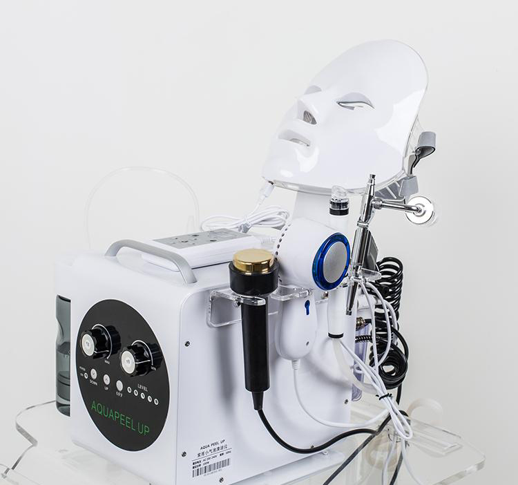 Peel Facial Oxygen Infusion Wet / Dry Microdermabrasion MachiNE