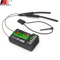 1pcs Original 2 4G 6CH Flysky FS IA6B Receiver PPM Output With IBus Port Compatible Flysky