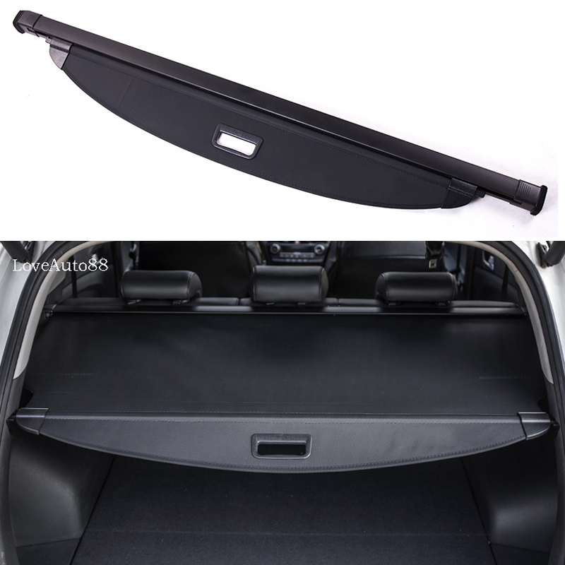 For Hyundai ix35 2018 2019 2010 2017 Cover curtain trunk partition curtain partition Rear Racks Car styling Accessories-in Rear Racks & Accessories from Automobiles & Motorcycles