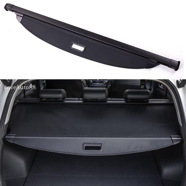 עבור יונדאי ix35 2018 2019 2010 2017 כיסוי וילון מחיצת תא מטען וילון מחיצת אחורי מדפי רכב סטיילינג אבזרים