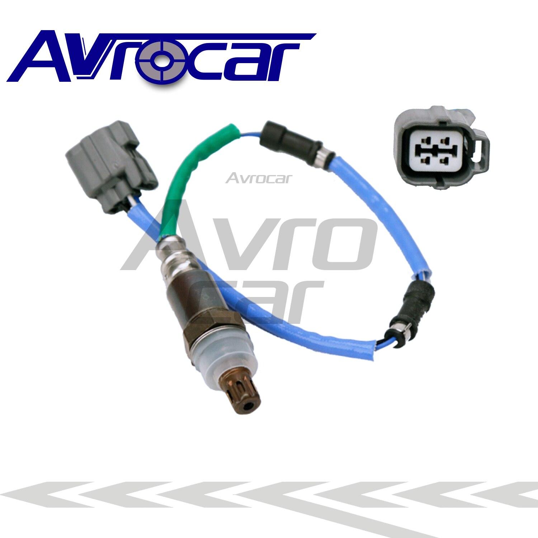 AVROCAR O2 capteur d'oxygène 36531RFEJ01 adapté pour HONDA Odyssey RB1 2.4L 36531-RFE-J01 2005-2009 4 fils en amont avant Lambda