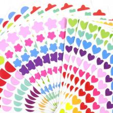 5 шт./лот, милые красочные наклейки s DIY, наклейки для тетрадь, альбомы, скрапбук, декоративные, для ноутбука, Классические игрушки для детей