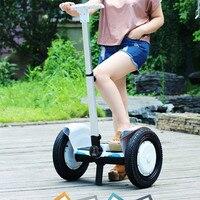 15 pulgadas 2 ruedas Smart equilibrio gran rueda scooter eléctrico con mango bar vehículos eléctricos hover Junta motocicleta