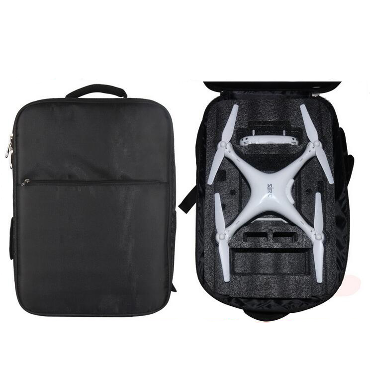 Waterproof Backpack Shoulder For SJRC S70W RC Drone Accessories Portable Case Bag Durable Shock-absorbing Storage Bag Backpack