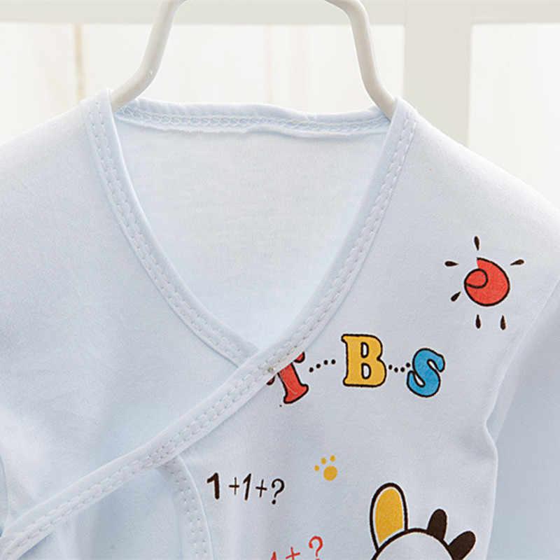 453c54c0a06 100% Cotton Newborn Baby Underwear Set 0-6 Month Baby Clothing Infants  Suits Girl Boy Kids Clothes Cute Soft Kids Cloth 3 Colors