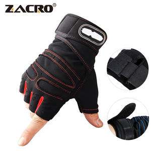 Zacro Weight-Lifting-Gloves Heavyweight Exercise Gym Body-Building Training Sports 3D