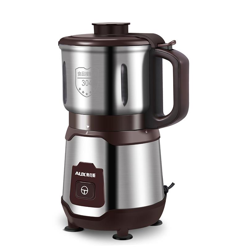 220 v AUX 500 w Elektrische Molen Huishoudelijke Kleine Droog Slijpen Kruid Koffie Graan Kruiden Slijpmachine Elektrische Poeder ziek - 2