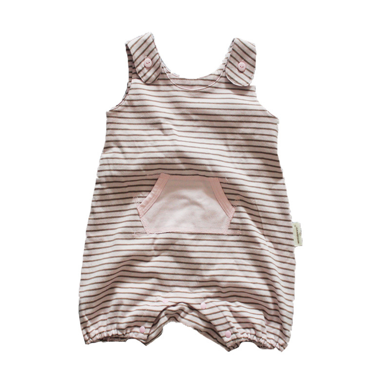 Cotton Baby Boy Clothes Newborn Baby Clothing Summer Baby Rompers Baby Girl Clothes Roupas Bebe Infant Jumpsuits