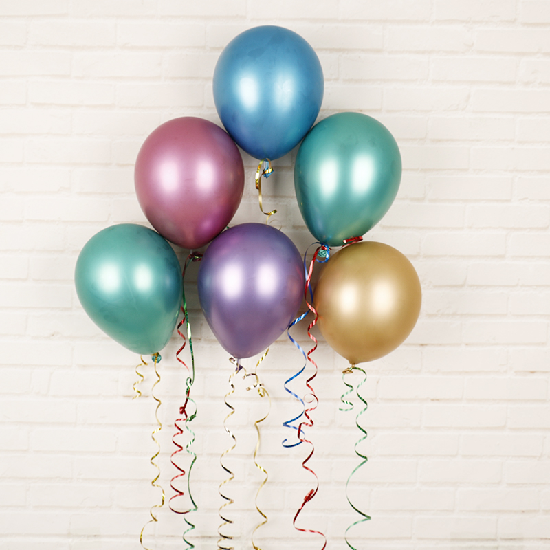 200 Points Balloon Attachment Glue Dot Attach Balloons To Ceiling Or Wall //D3
