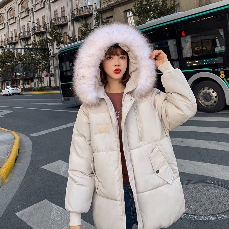 Winter Womens Coats Down Cotton Hot Sale Thickening Jacket And Coat For Women High Quality Parka