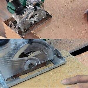 Image 5 - AMYAMY גבוהה כוח אבן מסור חשמלי מסור dustproof עיצוב עבור אבן אריח חיתוך חותך מכונה 1800 W 220 V האיחוד האירופי תקע