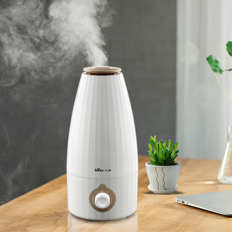 220V 2L Household Electric Air Humidifiers Ultrasonic Aromatherapy Air Purifier Humidifiers Water Shortage Auto-off EU/AU/UK/US 220v 2l bear air humidifiers ultrasonic aromatherapy air purifier jsq a20b1 humidifiers water shortage auto off