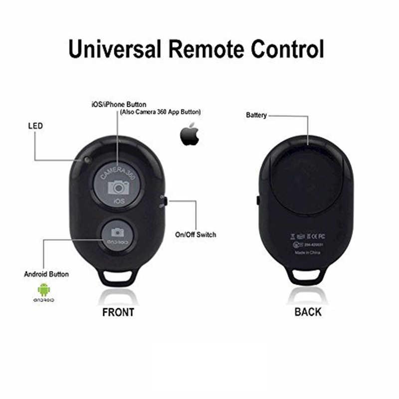 Bluetooth беспроводной пульт дистанционного спуска затвора камеры телефон монопод палка для селфи с затвором самостоятельный таймер дистанционное управление для IOS Android