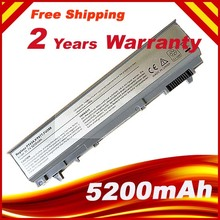 Laptop Battery For DELL Latitude E6410 E6510 E6400 E6500 M2400 M4400 M6400 PT434 W1193 KY477 U844G
