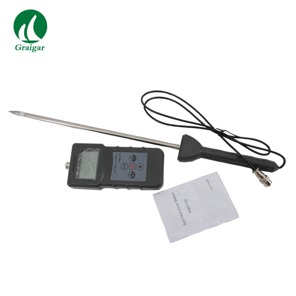 цена на PMS710 Handheld Digital Soil Moisture Meter Measuring range :0-50% Humidity:5%-90%RH