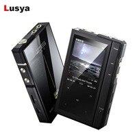 Moonlight Z6 Pro Hifi Music Player Hard DSD MP3 Player ES9018Q2C DAC Dual Core CPU+Leather Case NXPLPC4357 Max32GB