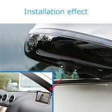 12V HD Car Rear View Camera Car Mirror Cameras Night Vision Infrared Auto Reverse Camera Vehicle Parking Camera