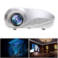 Novo Mini Home Cinema Multimídia HD LED Projector Suporte AV TV VGA HDMI USB SD 1080 P