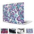 Ethnic Pattern 3D Print Hard Cover Case For Macbook Pro 13 15 inch With/Non touch Bar 2016 Newest A1706 A1707 A1708