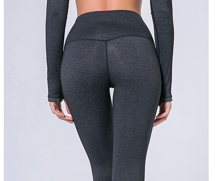 NWT 2020 Women Tight Sports Capri Sexy Yoga Tummy Control Legggings 4 Way Stretch Fabric Non See Through Quality Free Shipping