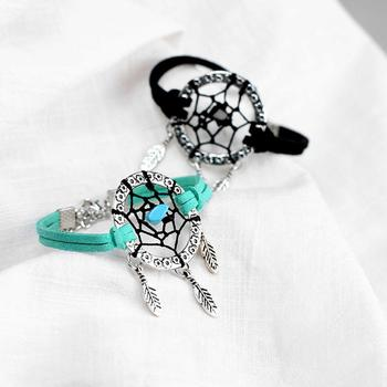 Indian Style Hand-Woven Dream Catcher Bracelet Ethnic Style Bracelet bracelet