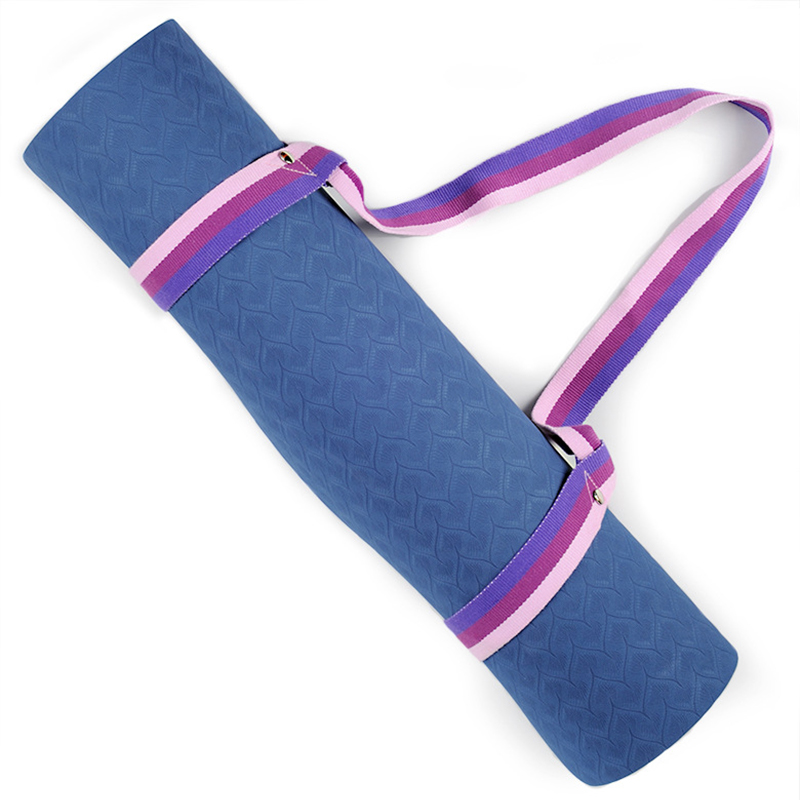 Aiboully Adjustable Yoga Mat Carrying Strap Sling Stretch