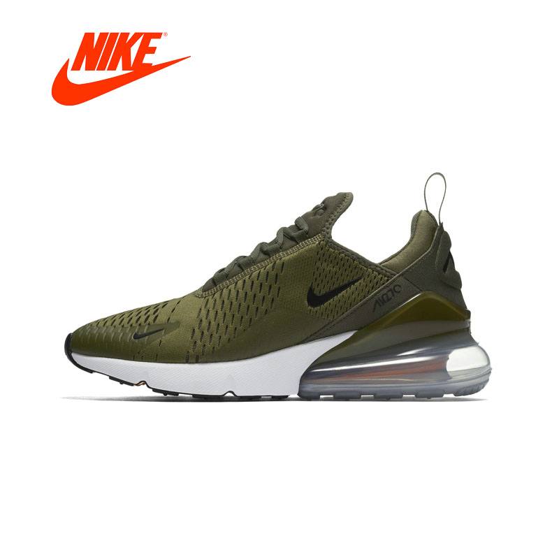 3cc80b7c2f Original Nike Air Max 270 Men's Running Shoes for Men Summer 2017 Brand  Sports Outdoor Comfortable Breathable Good Quality-in Running Shoes from  Sports ...