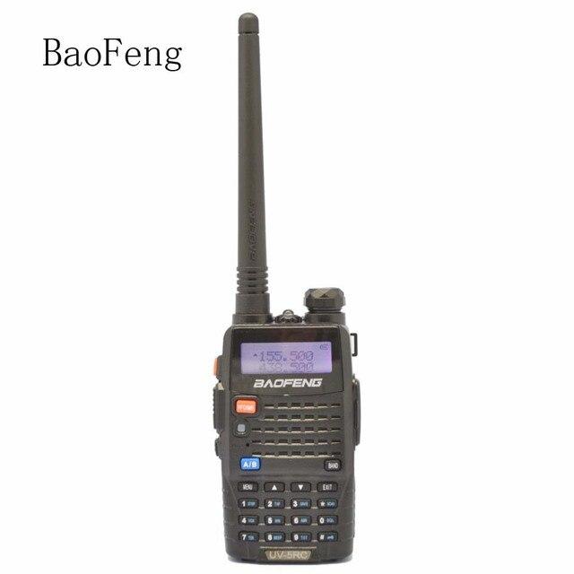 Baofeng Uv 5rc Voor Politie Walkie Talkie Scanner Radio Dual Band Cb