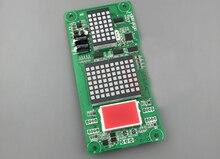 Ücretsiz kargo yüksek kalite orijinal MCTC HCB H asansör parçası Manak çağrı kurulu zemin ekran paneli standart protokolü