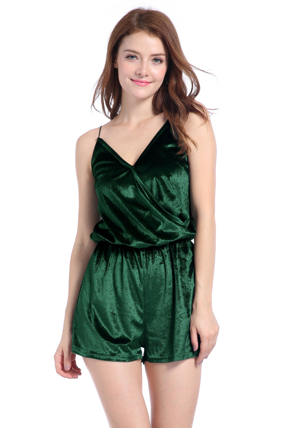 Fashion High Quality Plus Size Jumpsuits Women Sexy Backless Sleeveless Casual Playsuit Bodysuits Elegant Jumpsuits Women
