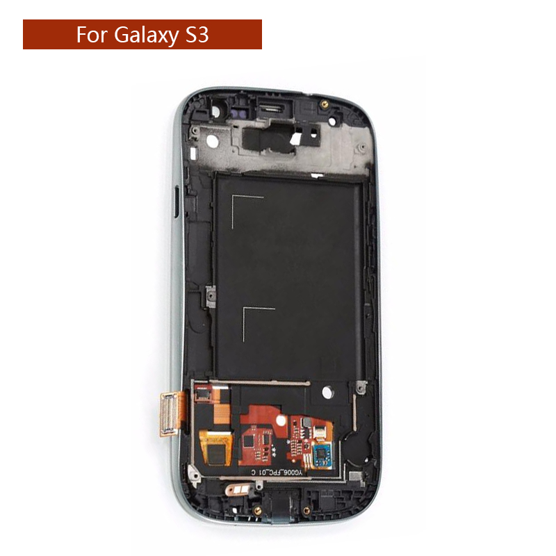 Super Amoled Original Quality LCD for Samsung Galaxy S3 I9300 Complete Replacement LCD Screen i9300 LCD + Touch Screen DigitizerSuper Amoled Original Quality LCD for Samsung Galaxy S3 I9300 Complete Replacement LCD Screen i9300 LCD + Touch Screen Digitizer