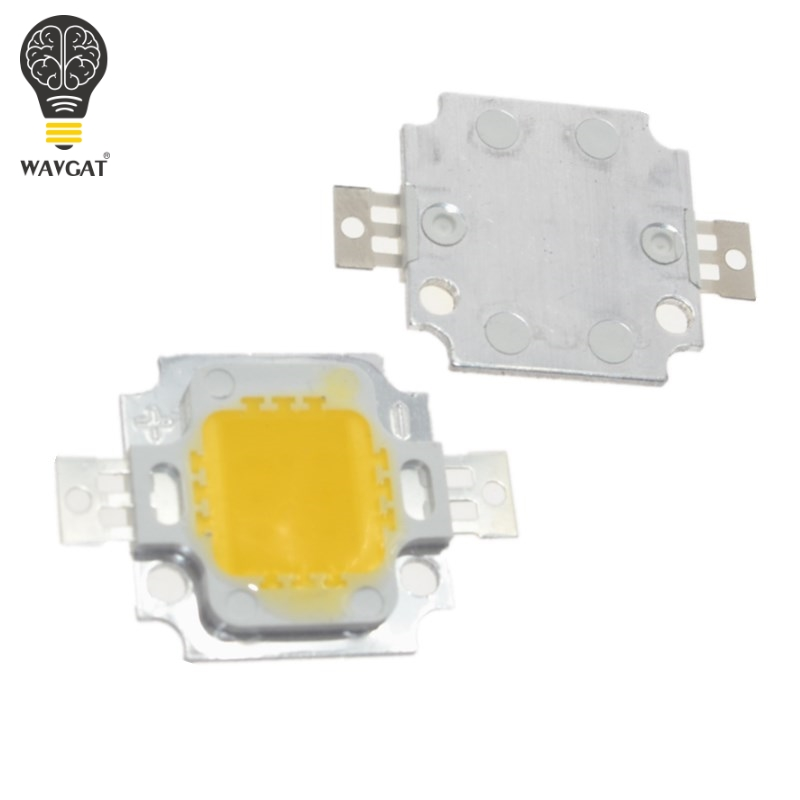 Active Components The Best 10pcs Great It Led 1w White 100-120lm Led Bulb Ic Smd Lamp Light Daylight Warm White High Power 1w Led Lamp Bead Integrated Circuits