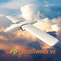 MFD Crosswind 1900mm FPV Plane Fixed wing UAV Model Plane Radio Remote Control Toy