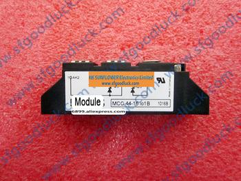 MCC44-16Io1B moduł tyrystorowy tyrystor moduł diody 1600 V 80A TO-240AA waga (typowe w tym śruby) 90g tanie i dobre opinie Fu Li