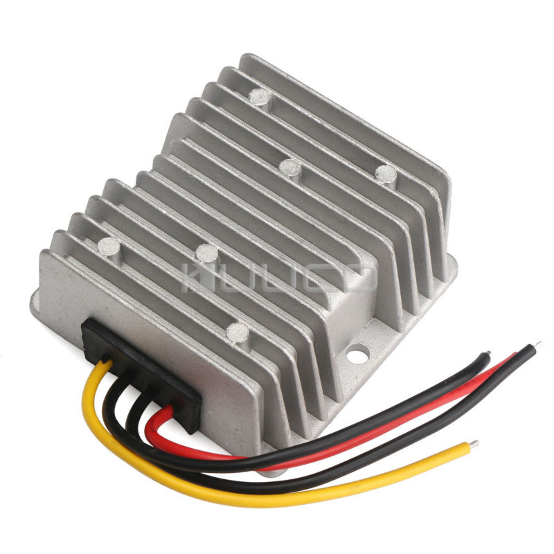 5 PCSLOT DC Boost Converter DC 12V 10~22V to 24V 3A 72W Power Supply ModuleVoltage RegulatorCar AdapterDriver Waterproof