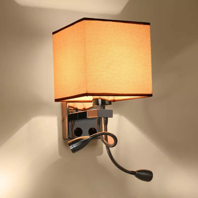 Aliexpresscom Koop Moderne Led Wandlampen Leeslamp
