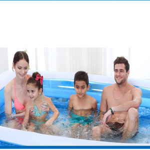 Image 3 - 2021 Infant &Childrens Inflatable Swimming Pool Large Family Swimming Pools Ocean Ball Pool Adult Bathtub Thickened