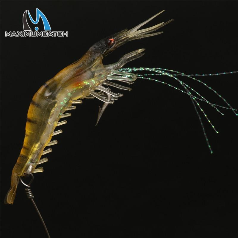 Maximumcatch 6 ədəd 10cm 6g Noctilucent Yumşaq Silikon Simulyasiya - Balıqçılıq - Fotoqrafiya 6